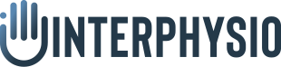 Logo de Interphyso, cliniques de physiothérapie à Jonquière, Arvida, St-Honoré, La Baie, Laterrière et Chicoutimi
