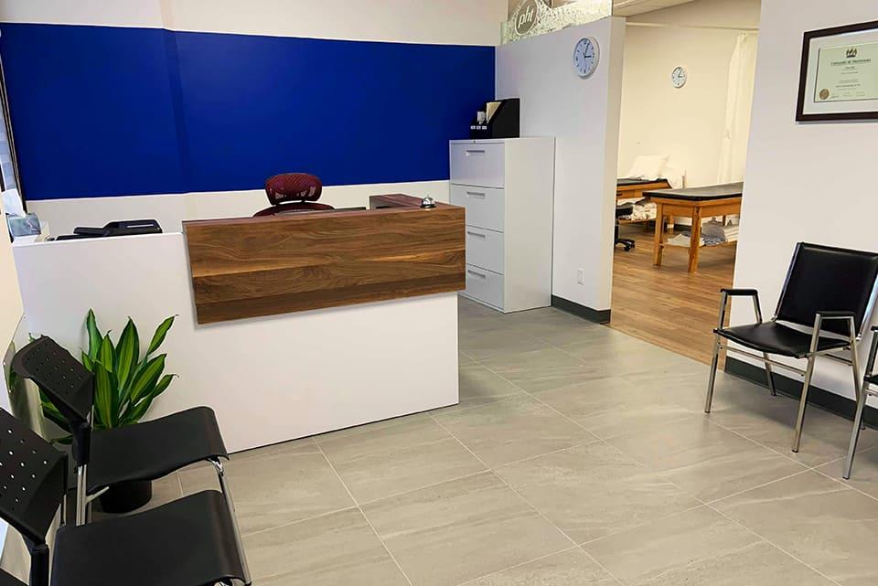 Clinique de physiothérapie de Chicoutimi
