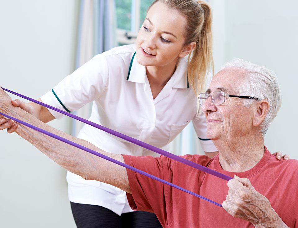 Rééducation musculaire et pro-actif