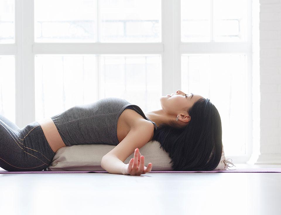 Rééducation en Yoga selon l'approche viniyoga